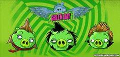 Angry Birds-Green Day    http://www.europapress.es/portaltic/videojuegos/noticia-green-day-protagoniza-nuevo-episodio-angry-birds-20120821111950.html