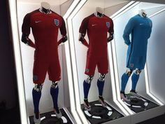 England 2016 away and 2nd GK kit by Nike