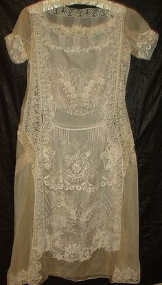 Antique Bride Dress