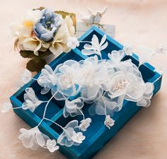 NEW Bridalflower Hair Clip Hairband Wedding Party Acessories Decoration16060306