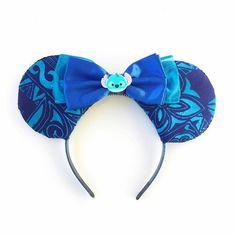Stitch Ears, Lilo and Stitch Ears, Stitch Mickey Ears, Disney Inspired Stitch Ears, Disneybound Stitch, Stitch Mouse Ears, Stitch Tsum Tsum  Be