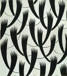 patternbase:    Textile Design. England, early 19th century.    In love.