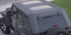 JK Unlimited Fastback Hard Top - This is what I need