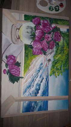 #yağlıboya #tablo #manzara #tuval
