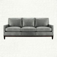 Arhaus Furniture has a great assortment of living room sofas for all design styles. Browse our collection of leather & slipcovered sofas today! Grey Leather Couch, Best Leather Sofa, Black Leather, Leather Sofas, Classic Leather, Cowhide Furniture, Leather Furniture, Sofa Couch, Couch Set