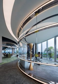 Hongqiao World Centre's Office Building Design - Picture gallery