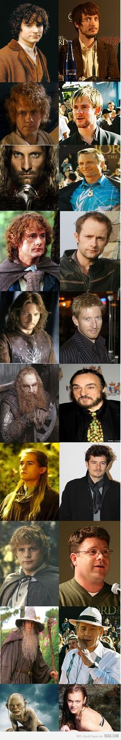 Lord of the Rings Actors Today