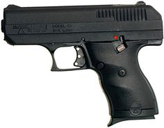 Gun Review: Hi-Point C9 9mm handgun (click on the picture)