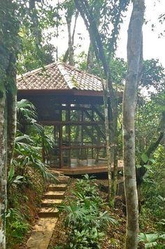 Waterfall Villa, Costa Rica