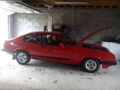 Ford capri showroomFor Sale in Laois : €4,950 - DoneDeal.ie