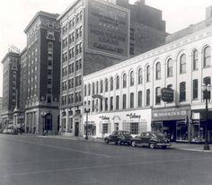 The Colony Restaurant (now XO Asian Cuisine), Monroe Center - November 11, 1946