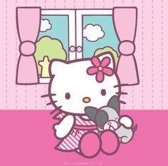 Hello Kitty #nationaldogday