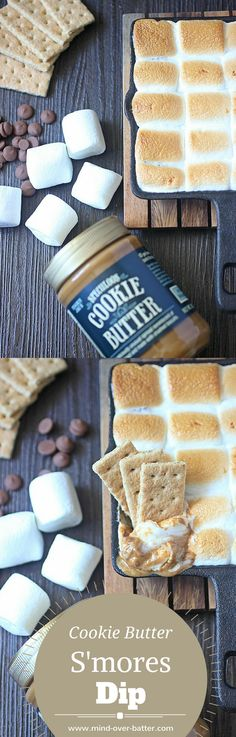 Cookie Butter Smore