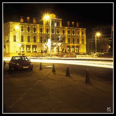 Iasi at Night