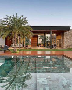 Design Exterior, Modern Exterior, Amazing Architecture, Modern Architecture, Dream Home Design, House Design, House Star, Mansion Designs, Modern Mansion