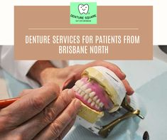 Know More About #DentureServices for #patients from #Brisbane North. #teeth #mobiledenture #dentalclinic #denturerepair Dental Group, Hot Dog Buns, Brisbane, Teeth, Dental, Tooth