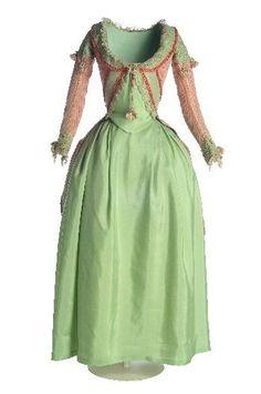 Rococo Atelier: Proper robe à la polonaise: Inspiration and some research