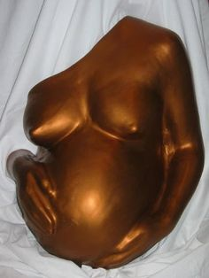 Pregnant Body Casting or Pregnant Belly Casting