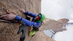 Leo Houlding - World class climber and adventurer. Everest veteran and free climber of the biggest walls in the world.