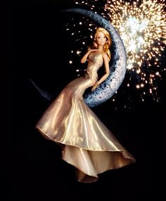 Happy New Year, hope you have a blast! Cinemagraph by @annstreetstudio. ✨#barbie #barbiestyle