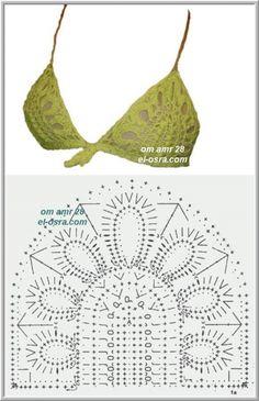 model sous vetements au crochet - Recherche Google