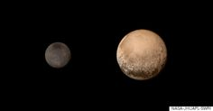 NASAs New Horizons Spacecraft Takes Closest Look Yet At Dwarf Planet Pluto