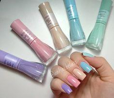 Siga  jardimsecretofeminino e acompanhe nossas postagens 😍 .  manicure   esmaltes  esmaltadas   a9a9c5775fb1e