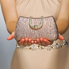 Leatherette Wedding/Special Occasion Clutches/Evening Handbags(More Colors) 1284525 2016 – $31.49