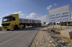 سلطات الاحتلال تغلق معبر كرم أبو سالم يومي الأحد والاثنين