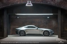 Aston Martin DB10! Can't believe it's a one off for the film with only 10 made specially for production