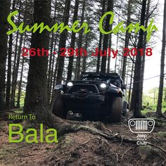 Bring your friends and family and join us for the 2018 Summer Camp this year with activities over four days hosted in the Snowdonia National Park Wales. 2 days of cracking Green lane opportunities* with weekend package purchase along with 2 days of use of the vast and varied 70 acre Bala off road course. Snowdonia National Park, Long Weekend, Acre, Wales, Jeep, National Parks, Camping, Club, Activities