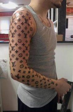 Louis Vuitton Sleeve