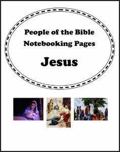 More...NEW BIBLE DOWNLOADS available! People of the Bible Notebooking pages ~ Just added Andrew, Barnabas and Jesus Previews available! Download Club members can download @ http://www.christianhomeschoolhub.com/pt/People-of-the-Bible-Notebooking-Pages/wiki.htm Not a Download Club member? Annual and Lifetime subscriptions available @ http://www.christianhomeschoolhub.com/?page=base&cmd=signup