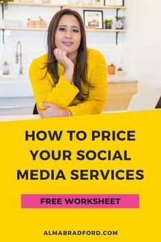 Ever wondered how much you should be charging for your social media management services? This free worksheet and guide will show you how. Virtual Assistant Services, Social Media Services, Social Media Content, Social Media Tips, Social Media Marketing, Marketing Strategies, Business Marketing, Digital Marketing, Marketing Ideas