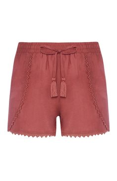 Red Terracotta Short