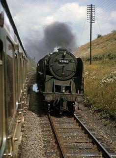 Loughborough,GC Line Vintage Trains, Old Trains, Diesel Locomotive, Steam Locomotive, Abandoned Train, Steam Railway, British Rail, History Images, Steamers
