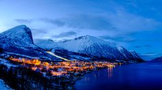 Postcards from Senja, the Miniature Norway