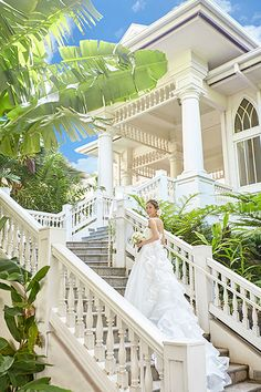 ジ・アカラ チャペル   ハワイ挙式   リゾートウェディング「リゾ婚」なら【ワタベウェディング】