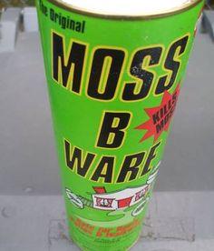 Homemade Moss Killer For The Love Of Gardening