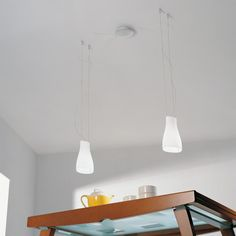 De Majo Bell S1D / S2D Pendelleuchte & Lampe | CASA.DE Led Lampe, Kitchen Redo, Designer, Swag, Ceiling Lights, Lighting, Pendant, Home Decor, Diffuser