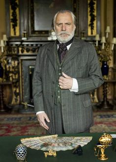 Downton Abbey Season 5 Prince Kuragin