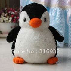 Cute Tux penguin plush toy doll gift, Super Soft Plush,25CM,1 PC-in Stuffed & Plush Animals from Toys & Hobbies on Aliexpress.com