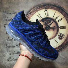 new styles 9279b e2cc6 Best Quality Nike Air Max 2016 Print Hyper Cobalt Black