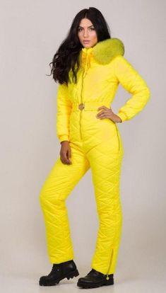 Ski Fashion, Winter Fashion, Ski Jumpsuit, Ukraine, Down Suit, Warm Pants, Winter Suit, Hot Outfits, Skiing