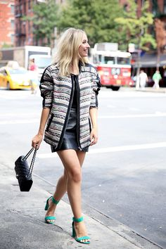 A piece of Paris in New York - This Chicks Got Style
