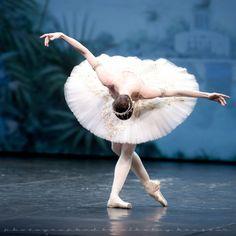 Viktoria Tereshkina, Mariinsky Ballet - Photographer Nikolay Krusser