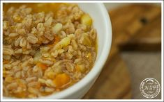 Cucina Regionale Toscana: Zuppa di farro della Garfagnana
