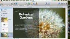 Quickly explore how easy iBooks Author is.