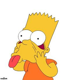Bart kind of says it all.