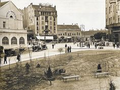 Prizrenska ulica Beograd pre rata